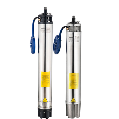 Guangdong Jiangmen 6 inch Three Phase Well Submersible Motor