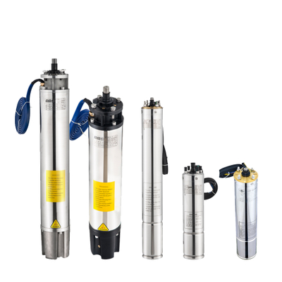 7.5hp Electric Submersible Water Pump Motor Pump Price in America
