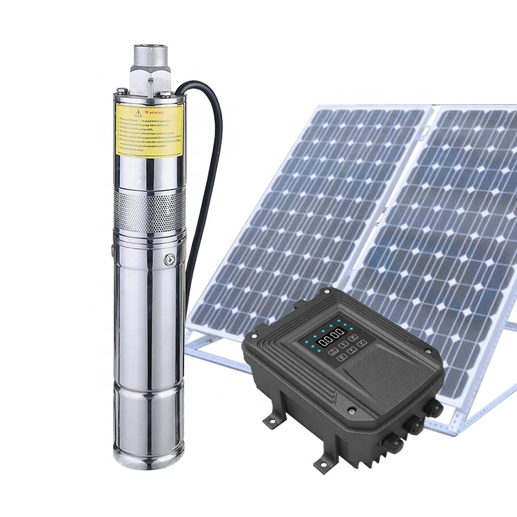 Ac Dc Solar Submersible Pump Solar Water Pump Borehole Pumps