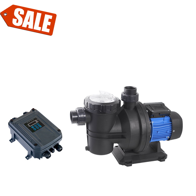 110-240V 60HZ 1100W 1.5HP Dual Voltage Above Ground Electric Swimming Pool Water Pump