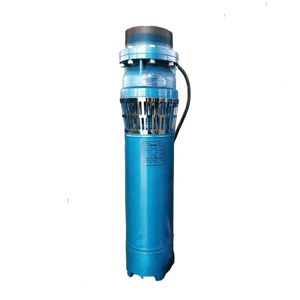 6 Inch 100 Hp Electric Hot Well Pumps for Sale Multistage Water Pump 100-300 Cubic Meter Per Hour 100hp Submersible Pump 15kw Deep Well Pump