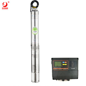 Hight Quality Deep Well Submersible Motor