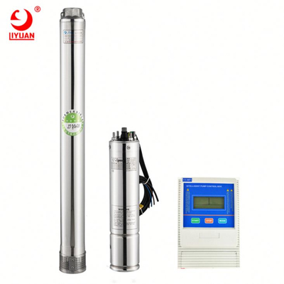 Stable Quality Standard 3 Inch Multi Stage Submersible Pump