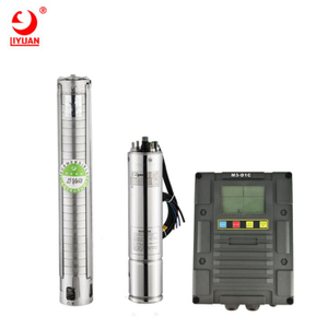 Factory Wholesale Multistage Pump Solar Powered Submersible Bore Pumps