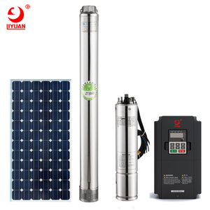 Good Quality Submersible Solar Pump 80M