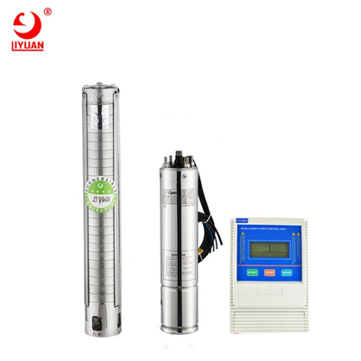 Hight Quality Water Oil-Filled Submersible Deep Well Pump