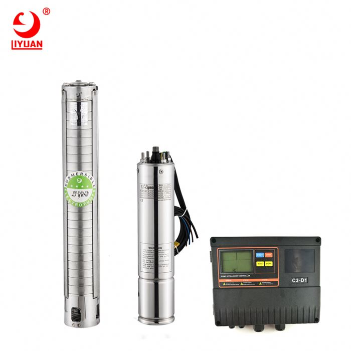 Hot Sale Standard Submersible Pump Control Panel