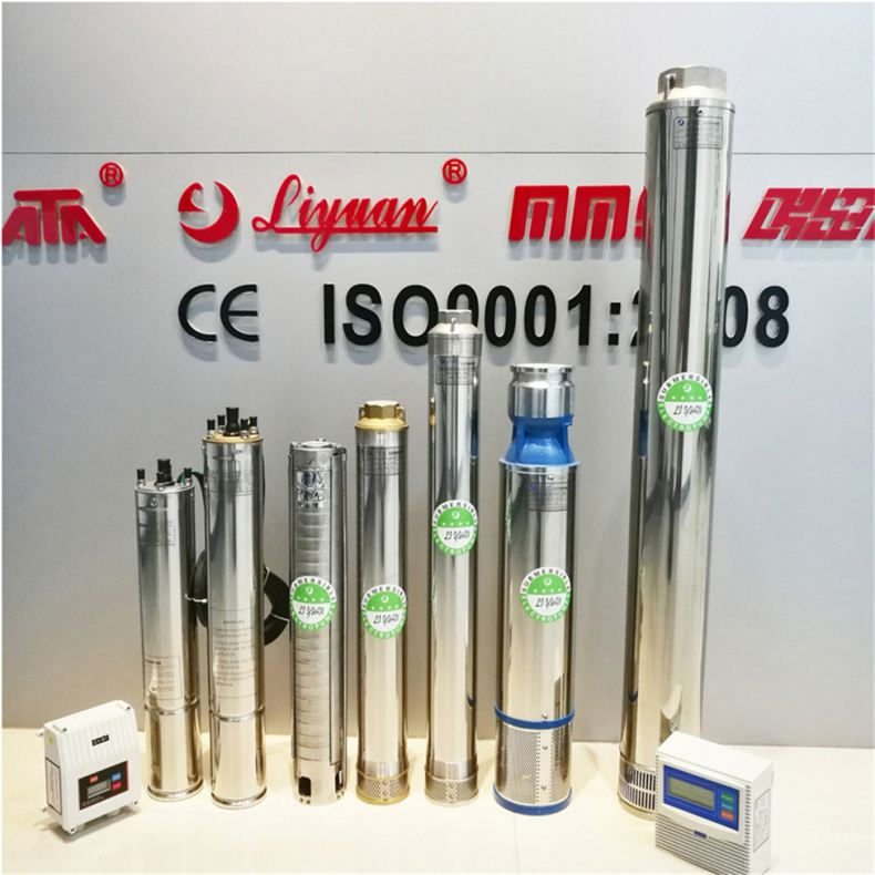 Guangdong Manufacturing High Pressure Electric Powered Submersible Water Pumps