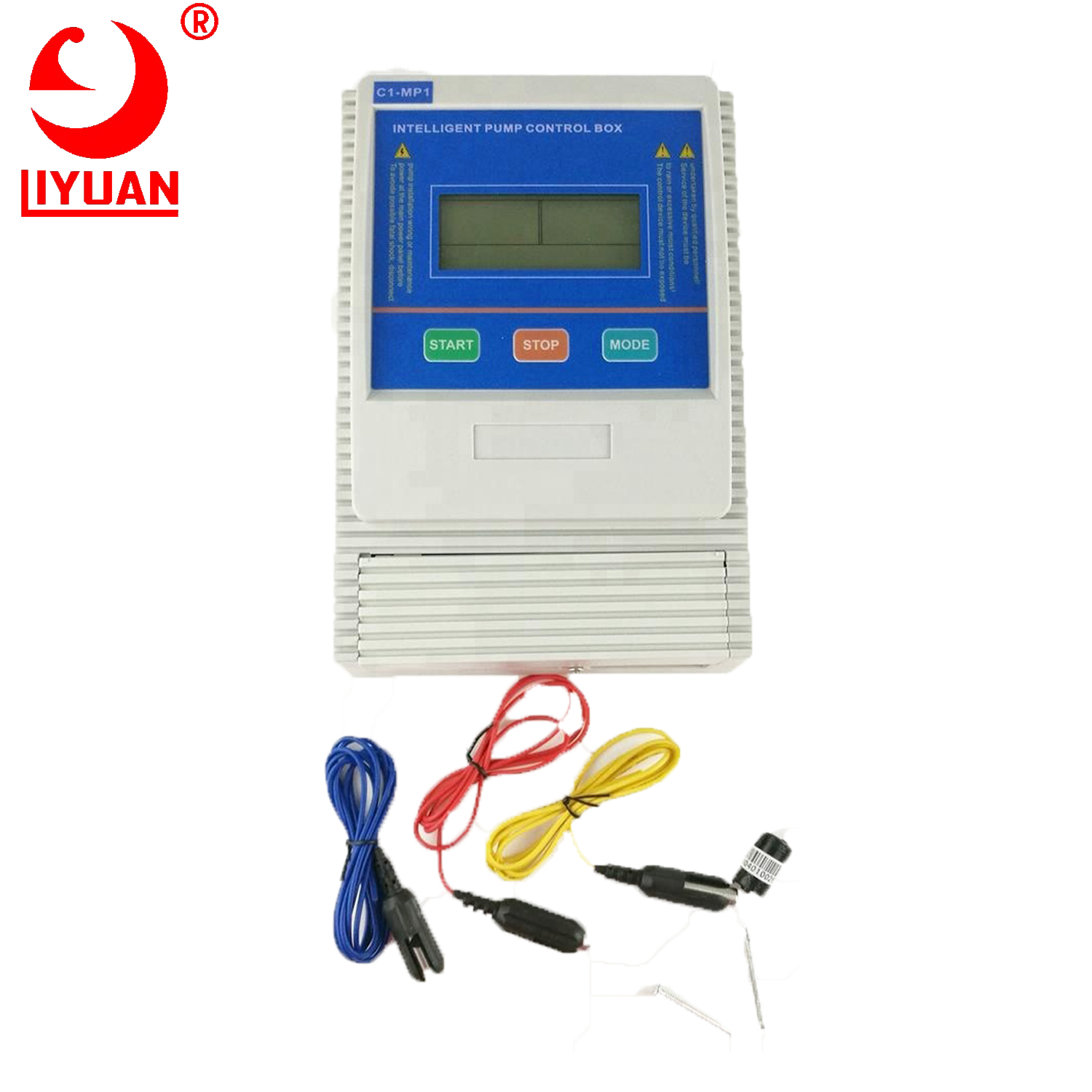 Electronic Pressure Control, Remote Control Switch