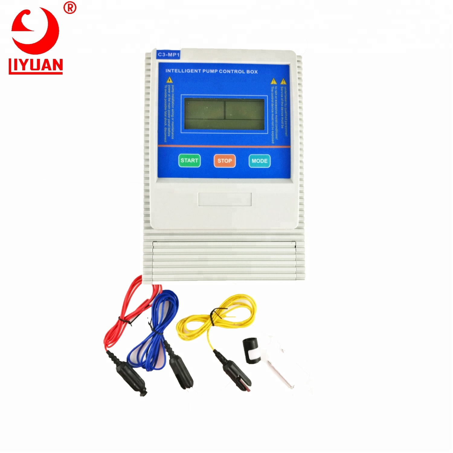 Motor Control Panel, Solar Power System Controller